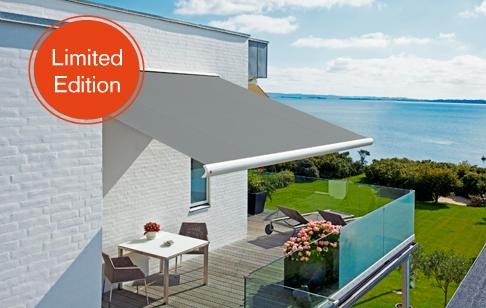 Forlæng sommeren med en flot terrassemarkise!